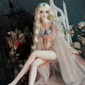 Huajing Doll
